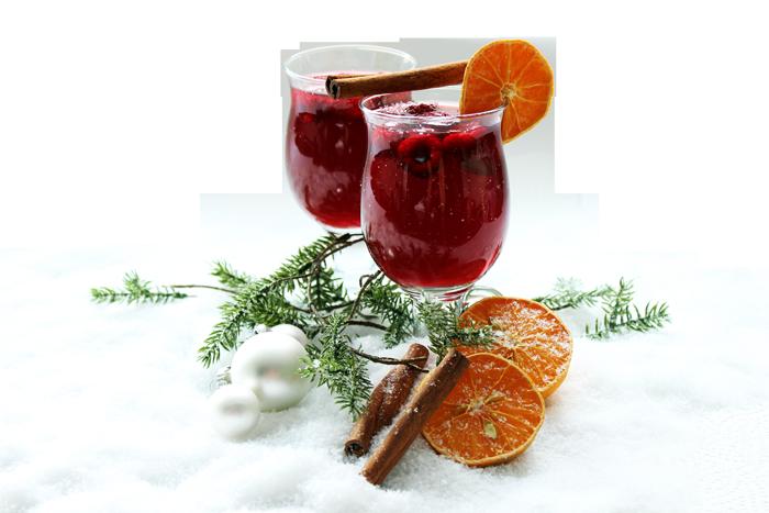 Punsch Orange Zimt Schnee