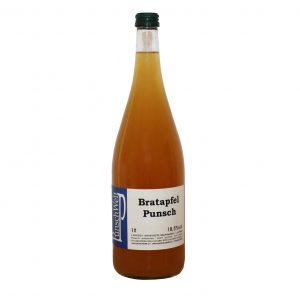 Bratapfel Punsch