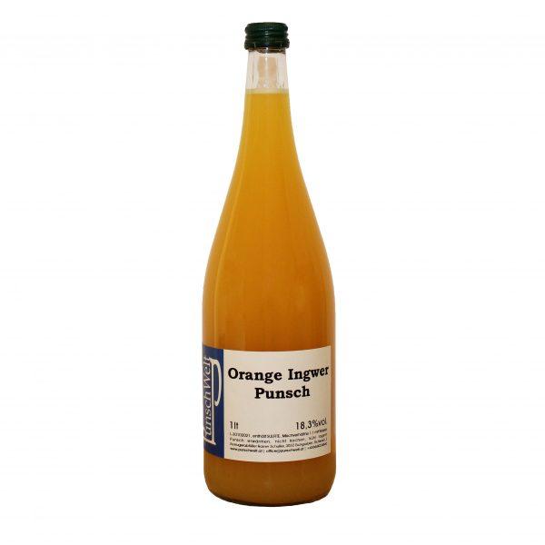 Orange-Ingwer-Punsch